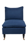 Candace Occasional Chair Navy