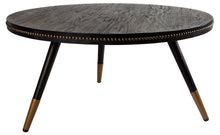 Danish Coffee Table Black