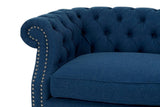Marco Sofa Blue Denim