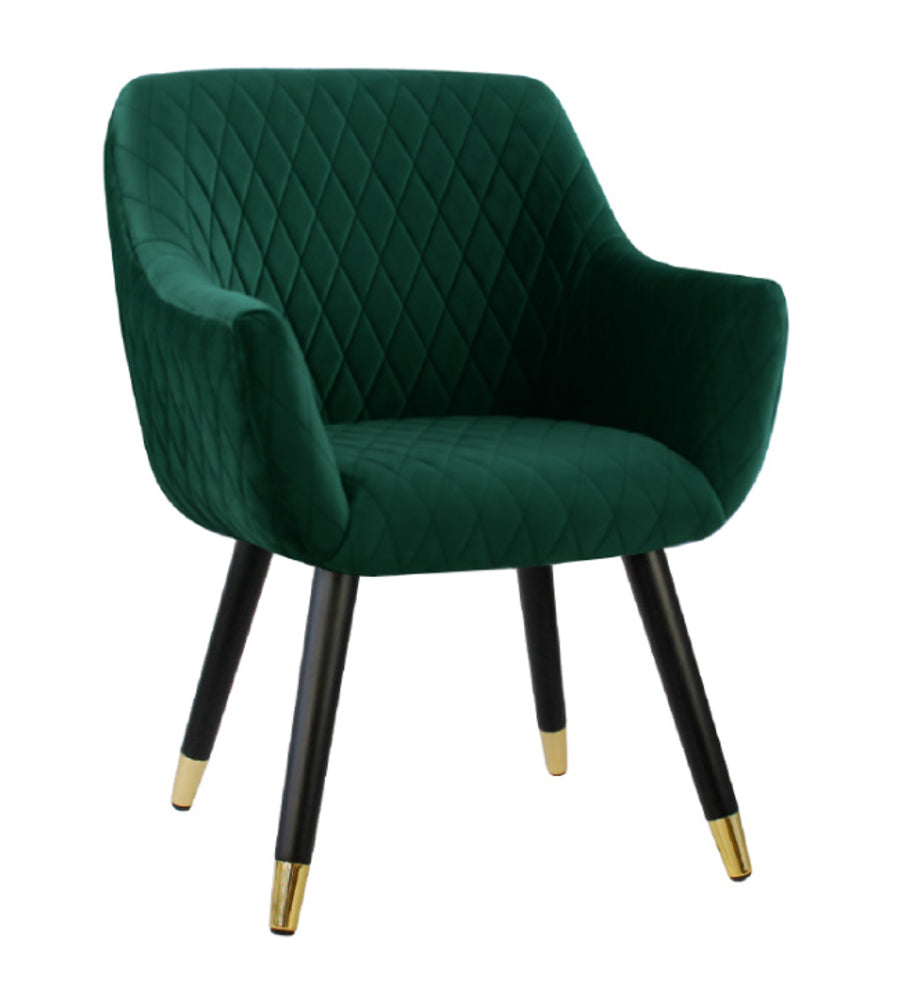Charmant Coco Dining Chair Ivy Green ...