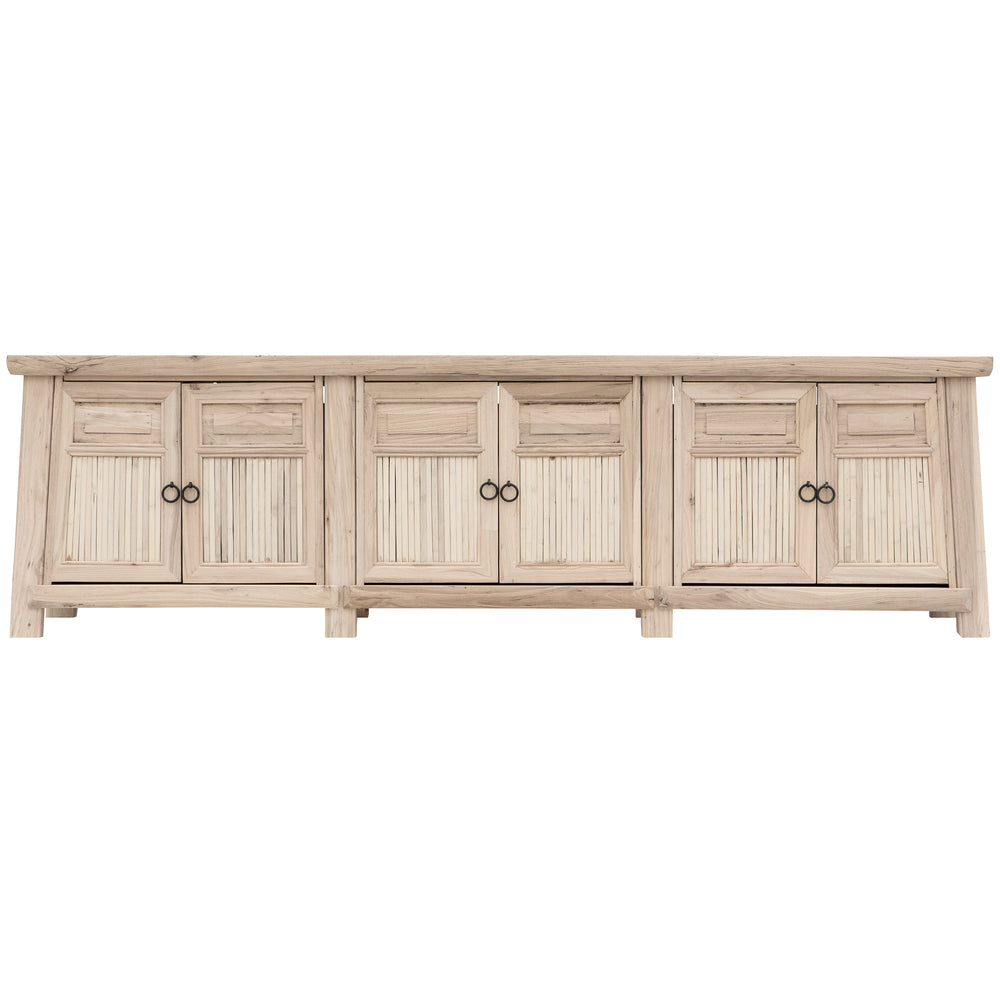 Bamboo Entertainment Unit Blonde