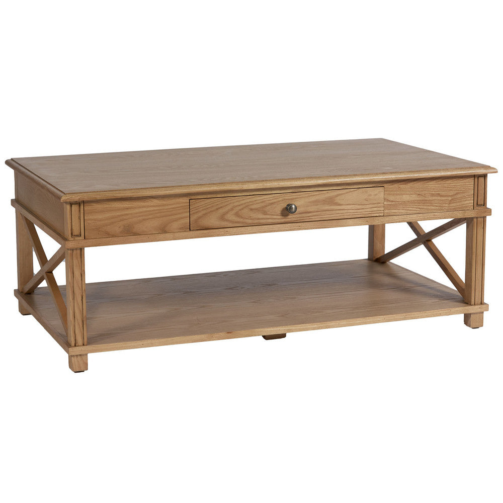 Manto Coffee Table Elm