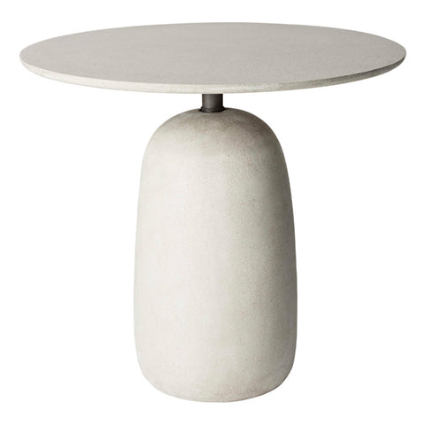 Moore Outdoor Side Table Grey