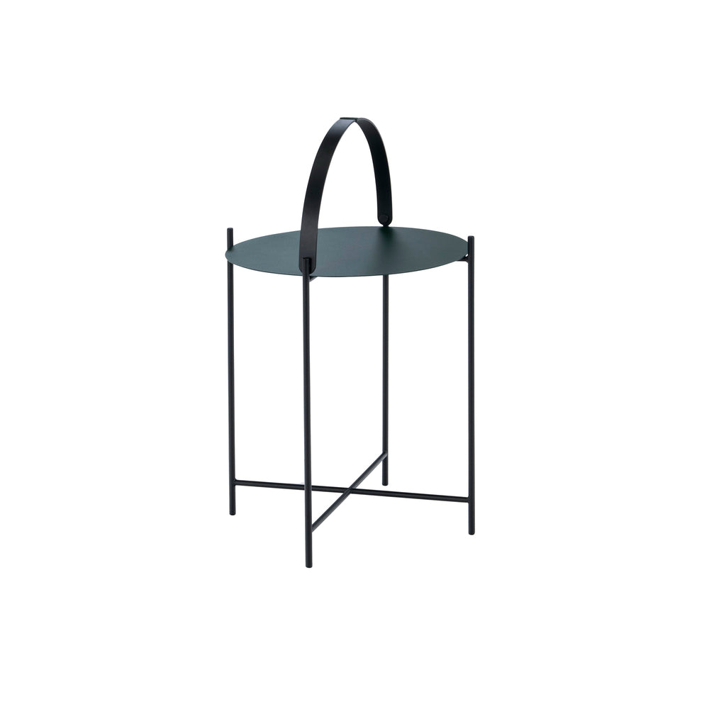 Edge Table Black Small