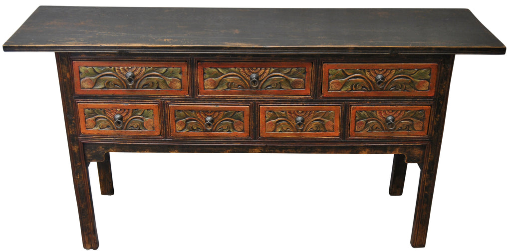 Shanxi Entry Console Table Circa 1928