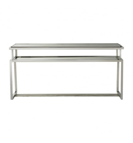 Saddle Console Table