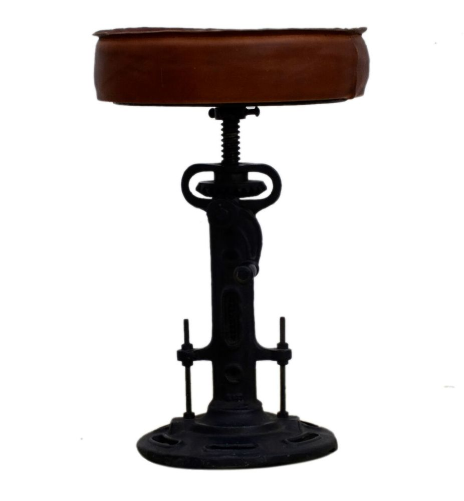 Paris Wind Up Stool