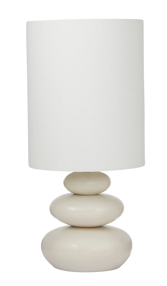Pebble table lamp pair table lamps interiors online pebble table lamp pair aloadofball Image collections