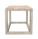 Pia Side Table Nude