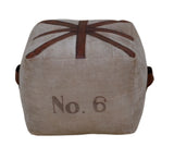 Number 6 Ottoman