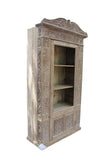 Hand Carved North Indian Bookcase