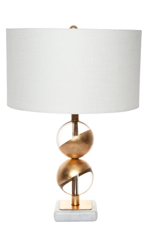 Stanbury Table Lamp White