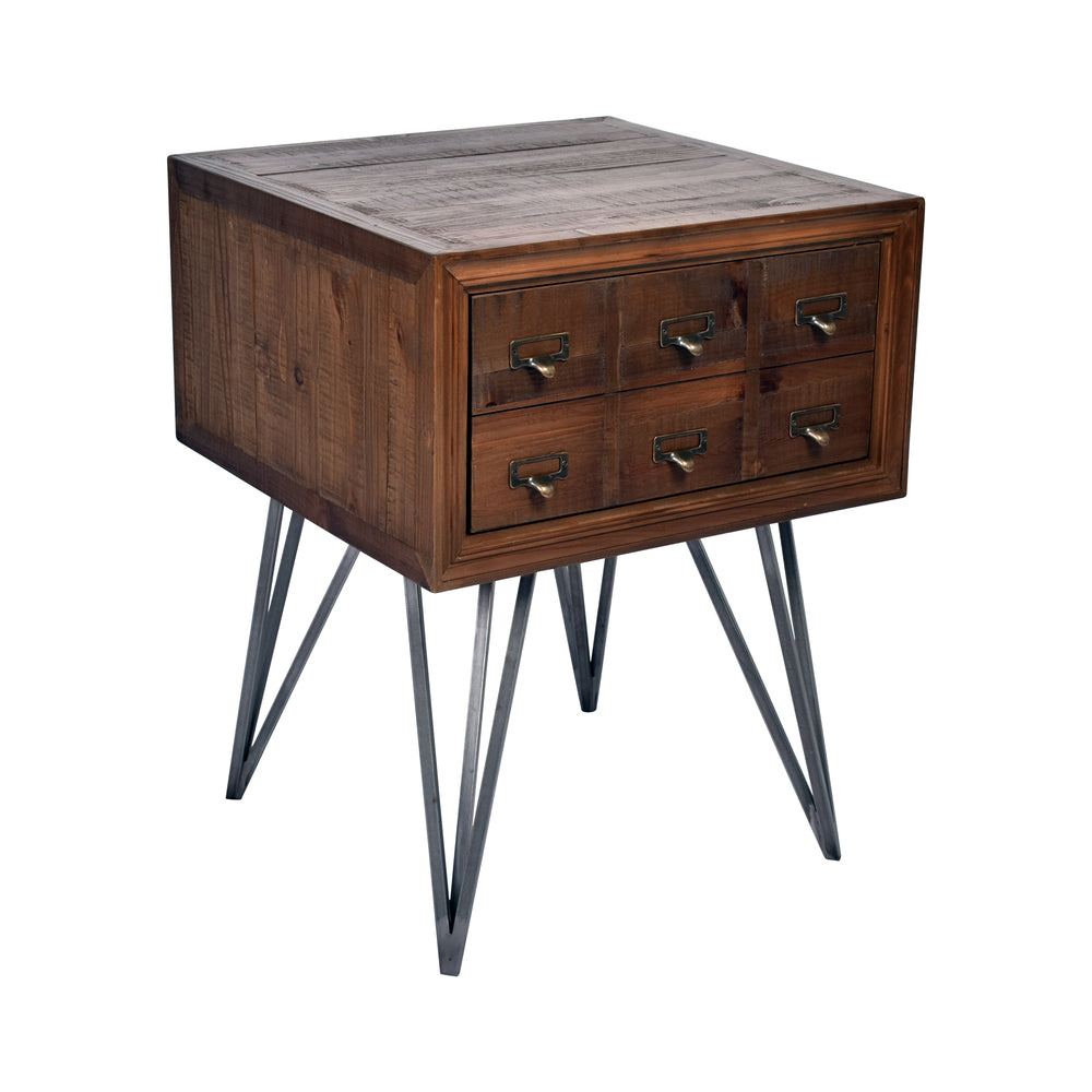 Apothecary Side Table