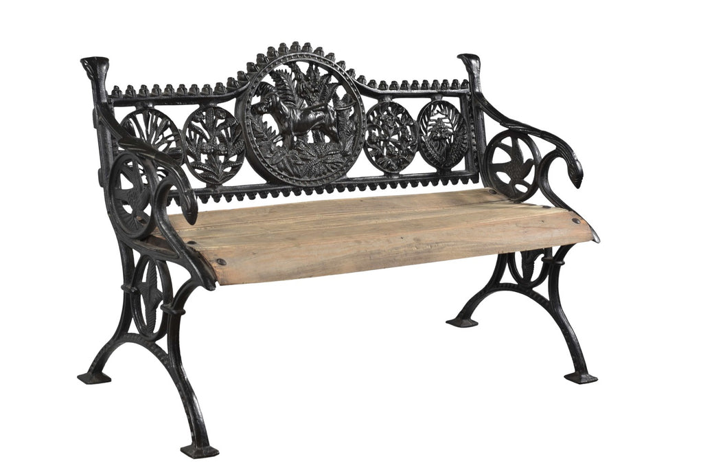 Kalinda Outdoor Bench Limited Edition