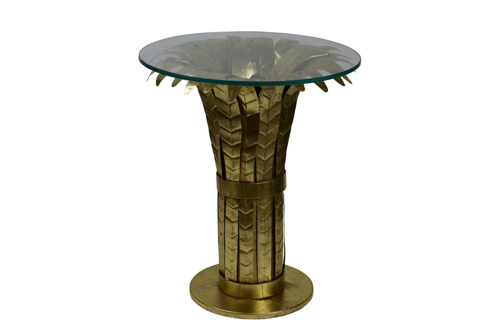 Palm Side Table