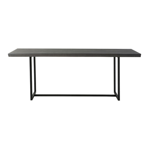 Fareham Dining Table Black 200cm