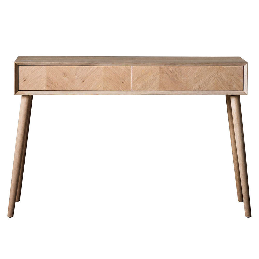 Ponti 2 Drawer Console