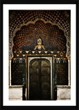 Moroccan Door II Photographic Framed Print