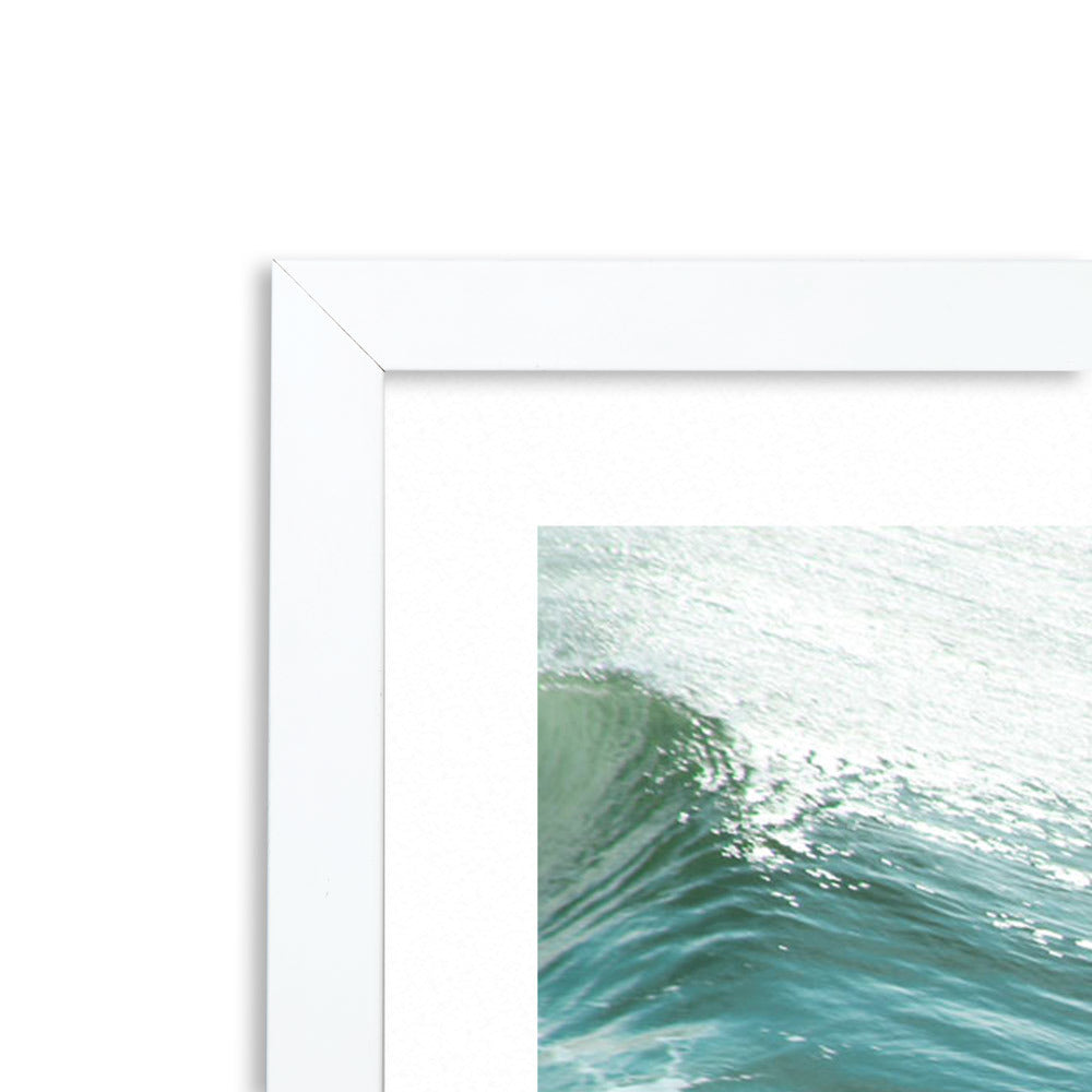 Surf 2 Framed Photographic Print