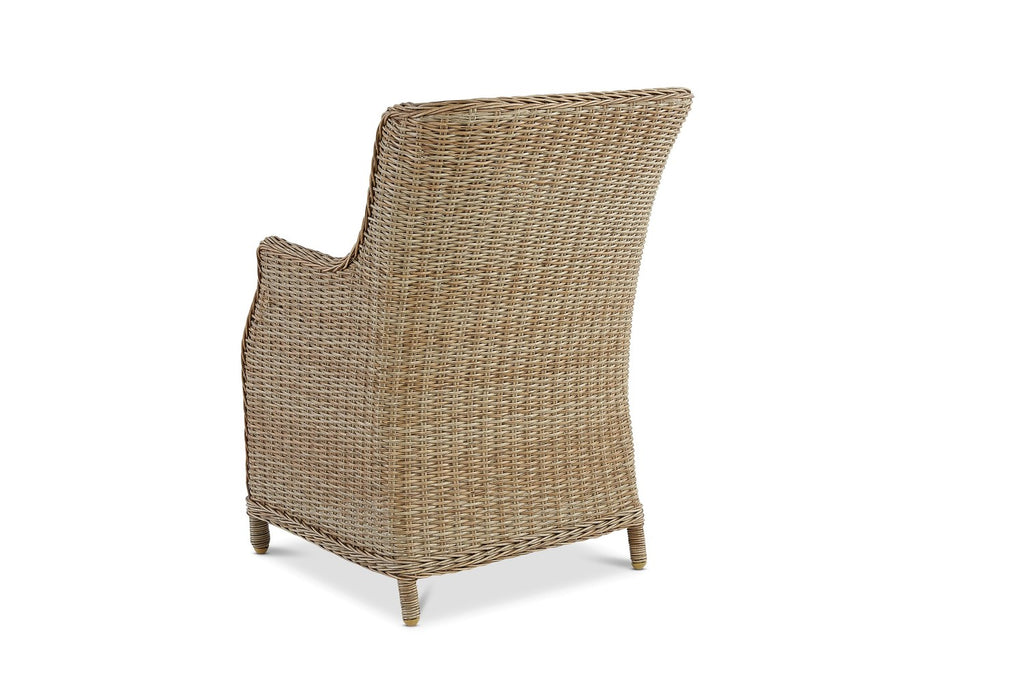 Ios Outdoor Dining Chair Natural