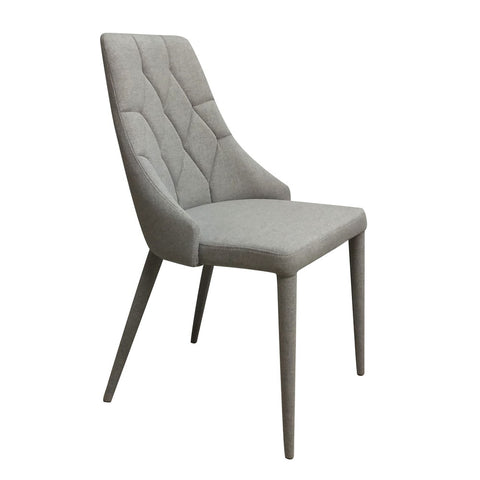 Bobby Dining Chair Black/Grey