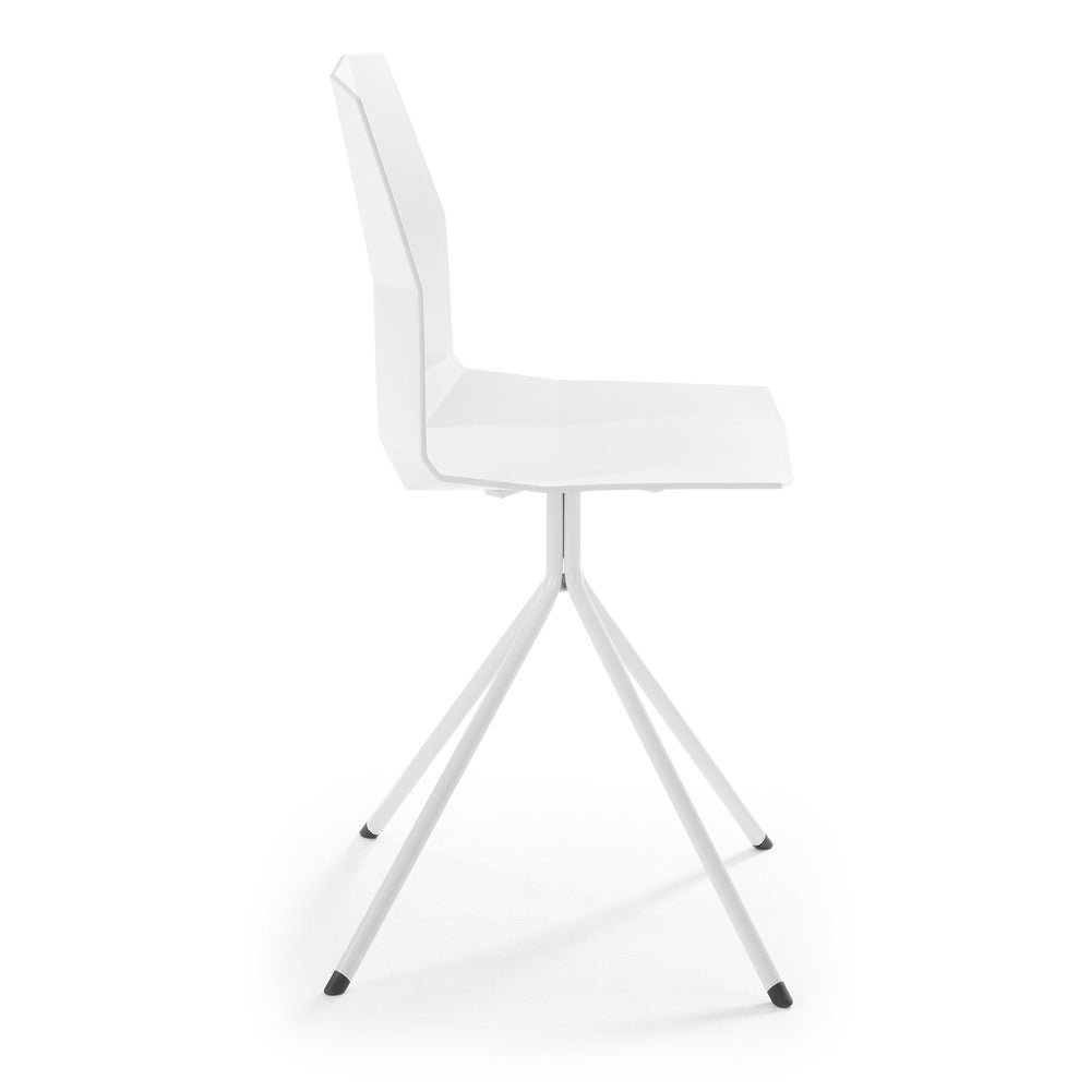 Hex Chair White