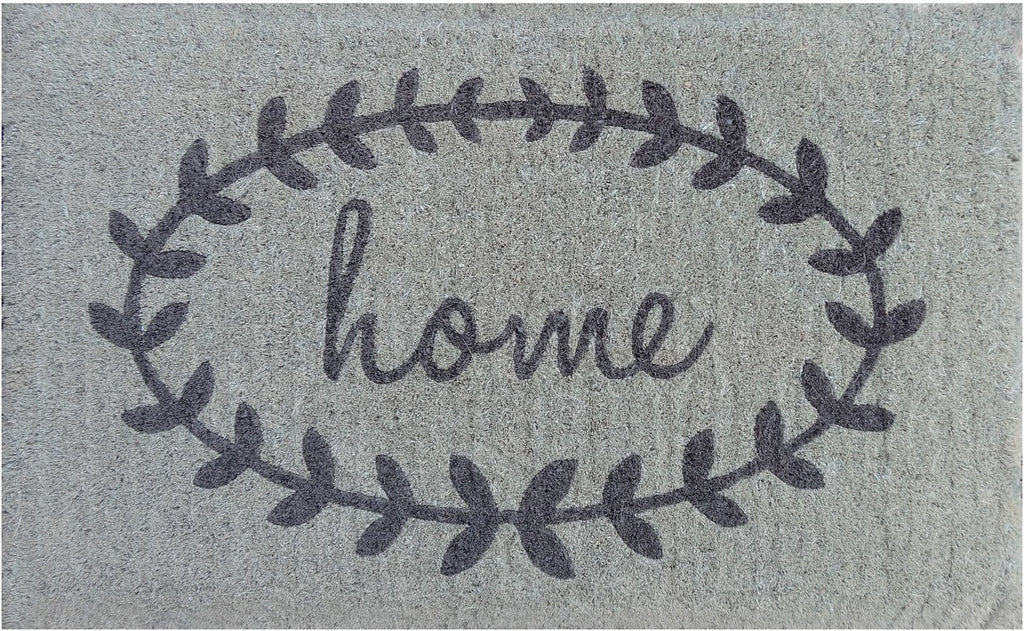 Home Wreath Regular Doormat