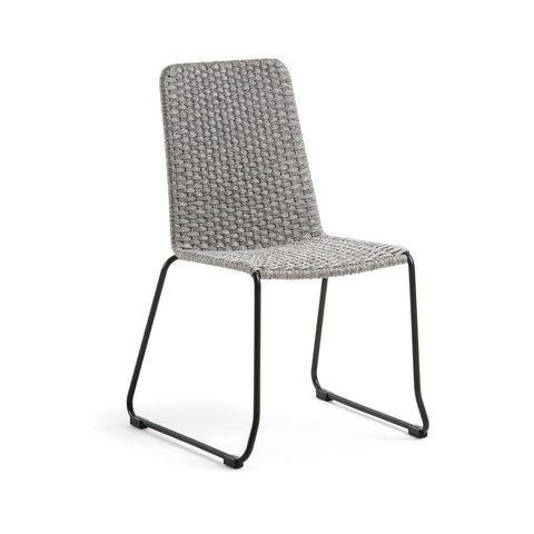 Shore Dining Chair Dark Grey
