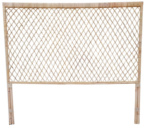 Bethany Headboard Dove Grey Queen