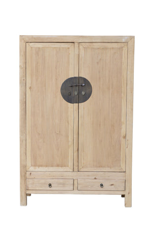 Louis 1 Door Display Cabinet