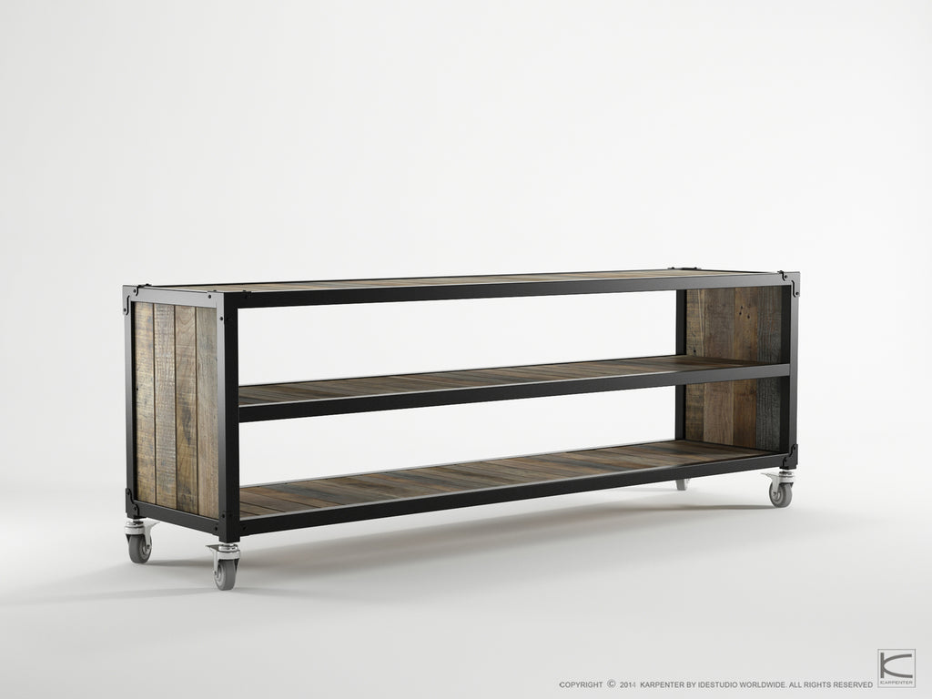Atelier Open TV/Shelving Unit 160cm