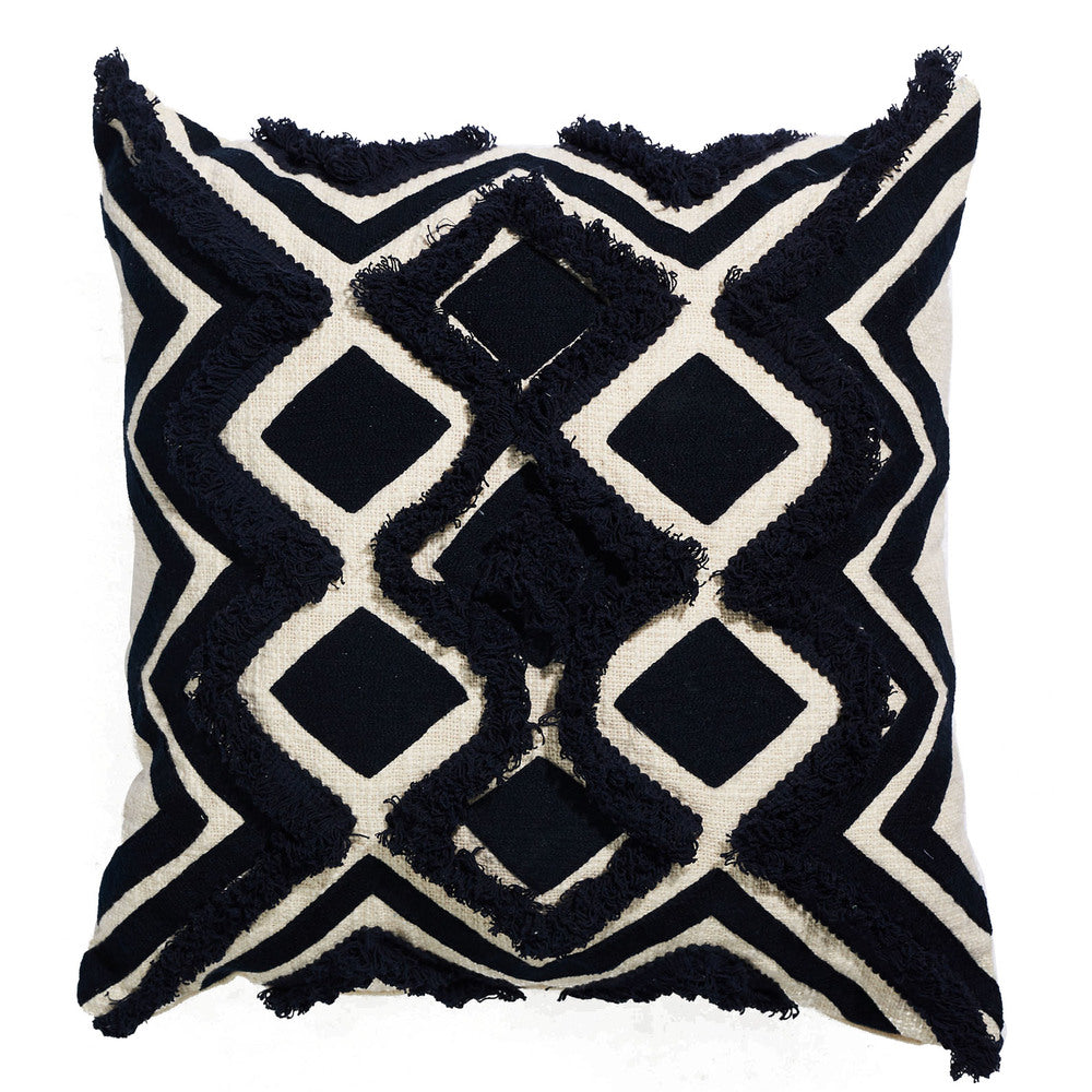 Boho Coastal Huxley Cushion