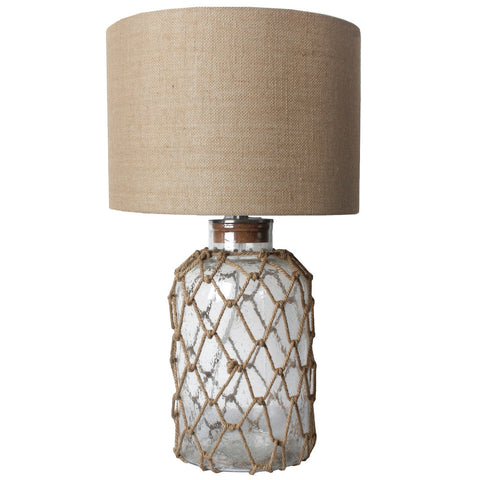 Anna Table Lamp Green