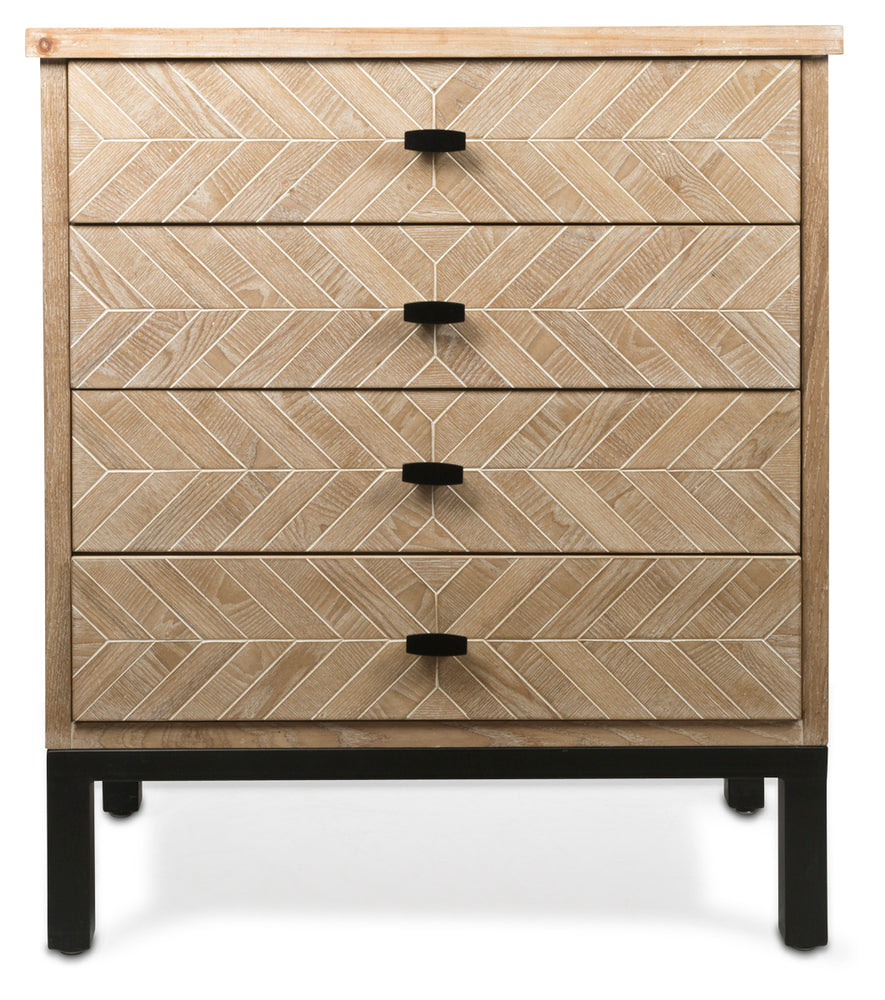 Kensington 4 Drawer Chest
