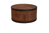 Yarrabin Drum Coffee Table