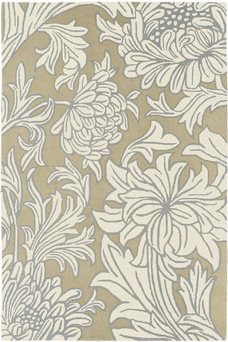 Morris & Co Chrysanthemum Sisal Canvas 27001 Rug