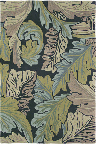 Morris & Co Acanthus Forest 27208 Rug
