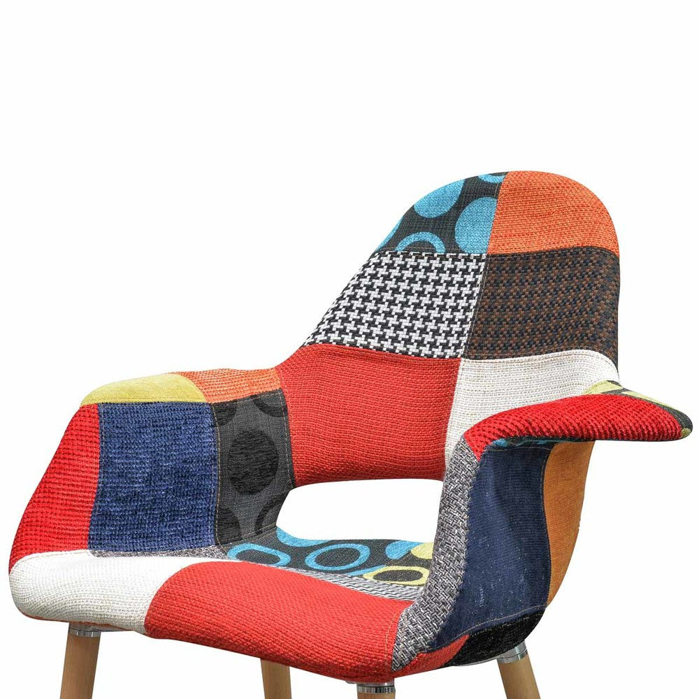 Replica Eames Organic Patchwork Chair