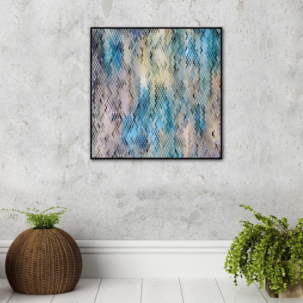 Match Stock Canvas Print with Floating Frame