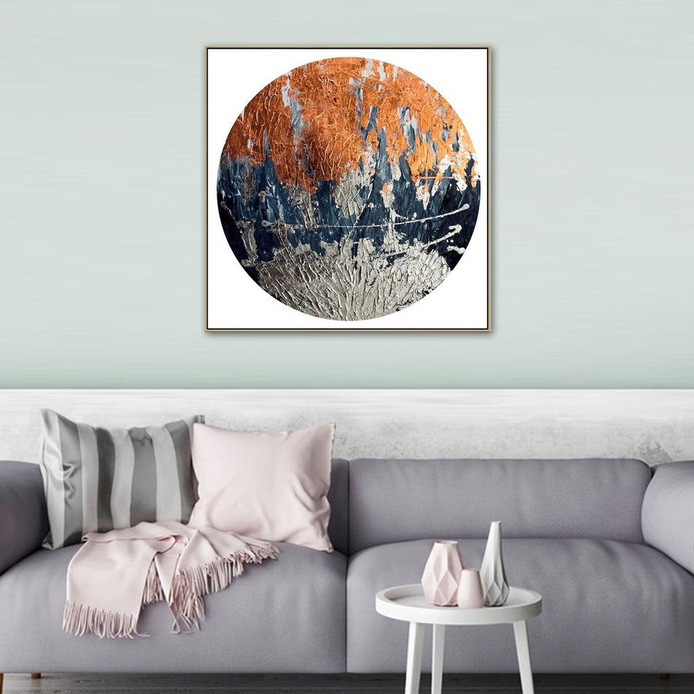 Alchemy 2 Canvas Print with Floating Frame