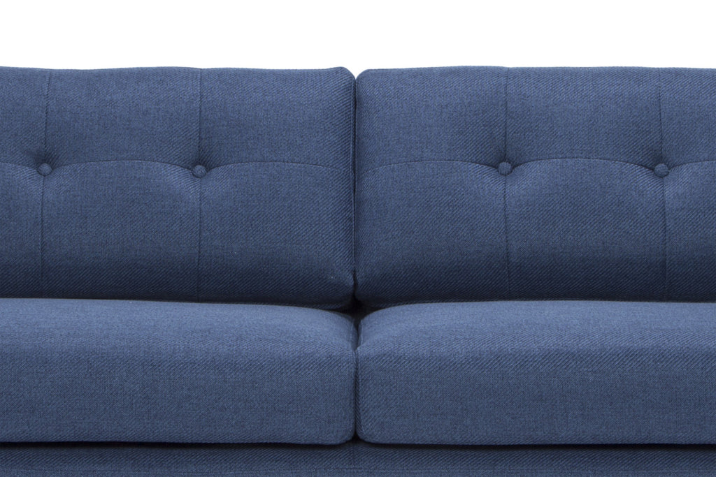 Tess Sofa Navy Blue