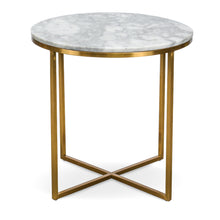 Primo Side Table Round