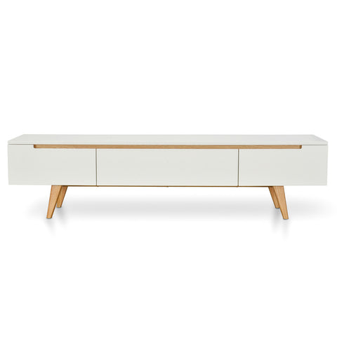 Holm Coffee Table Medium White/Natural