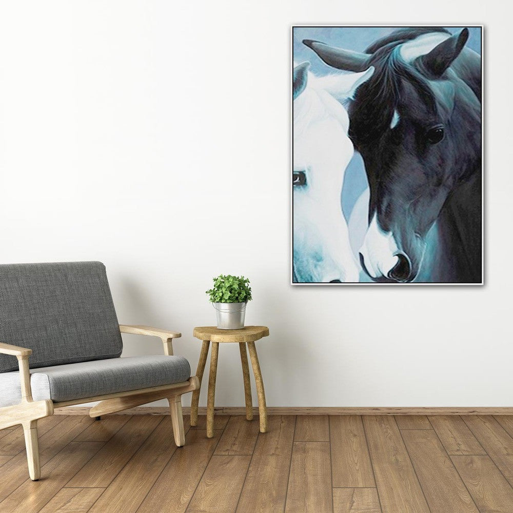 Perfect Match Canvas with Floating Frame