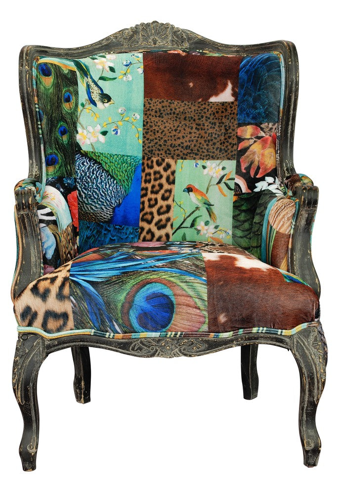 Patchwork Bergere