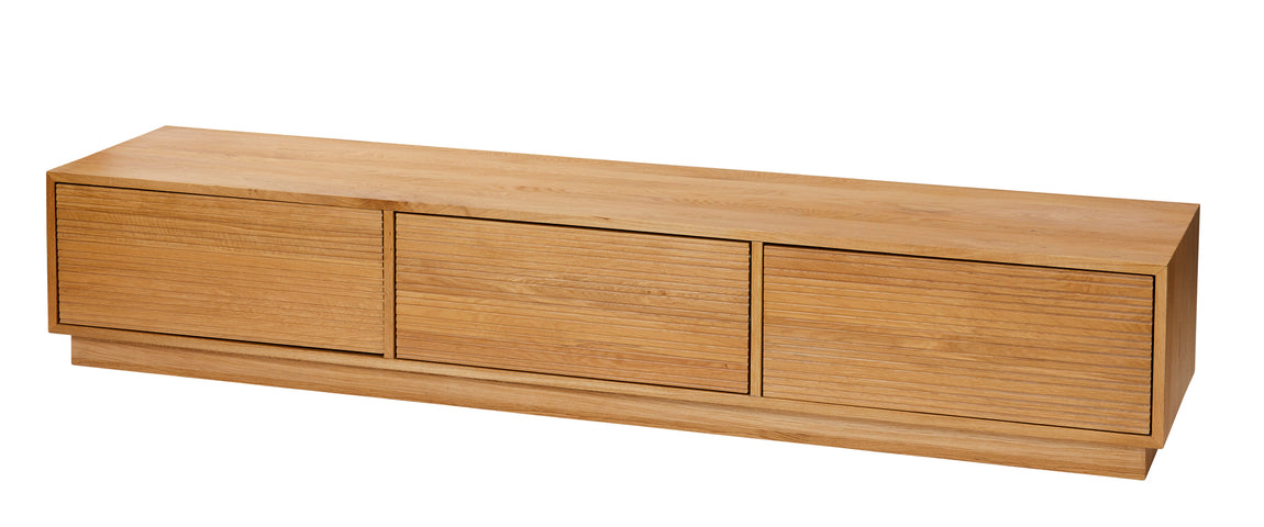 Kent Oak Entertainment Unit