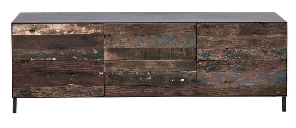 Pure TV Unit/6 Drawer Chest