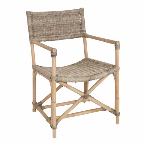 Tobasco Bar Stool Tobacco