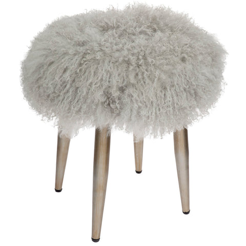 Mod Low Stool Grey