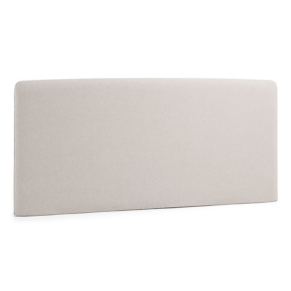 Falzone Headboard Queen Beige